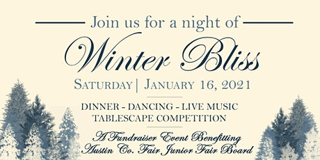 A Night of Winter Bliss tickets