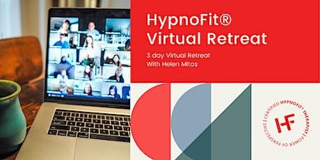 HypnoFit® Virtual Retreat - March 2021 tickets