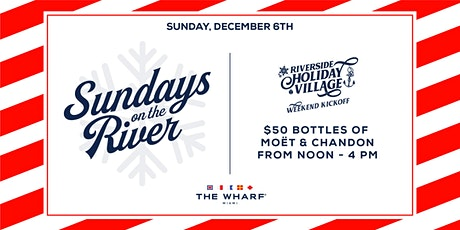 Sundays On The River at The Wharf Miami's Riverside Holiday Village tickets