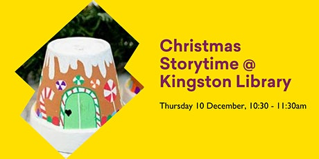 Christmas Storytime @ Kingston Library tickets