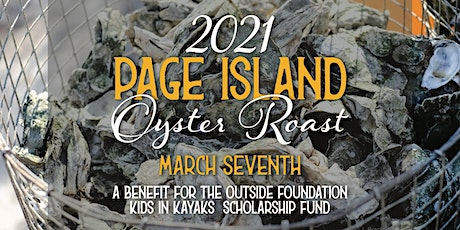 2021 Page Island Oyster Roast tickets