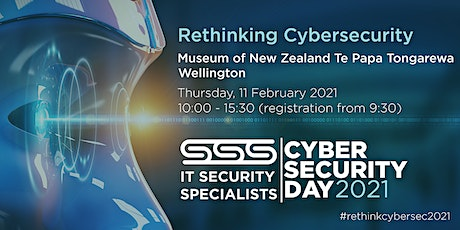 2021 SSS Cyber Security Event tickets