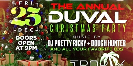 THE ANNUAL DUVAL CHRISTMAS PARTY tickets