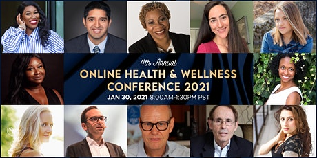 2021 Online Health and Wellness Conference tickets