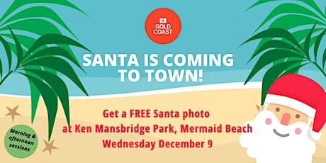 FREE Santa Photos with ABC Gold Coast 2020 tickets