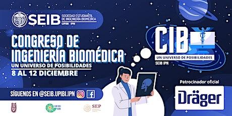Congreso de Ingeniería Biomédica boletos