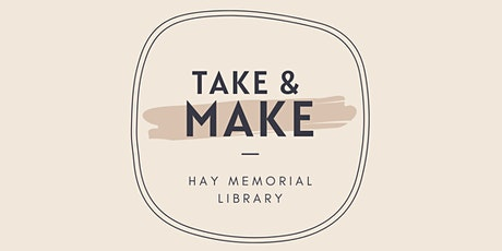 Copy of Take and Make Craft Kits tickets
