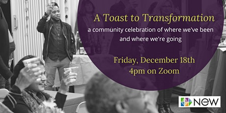 A Toast to Transformation tickets