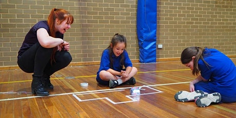 Discovery VCES School Holiday Program - Coding and Robotics tickets