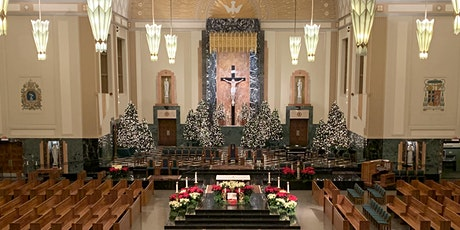 Christmas Day Mass Registration for the Cathedral of St. Raymond tickets