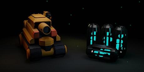 3D Modelling For Gamers - Beginner tickets