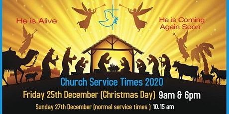 Christmas Day Services at CrossWay Church Australia on the Gold Coast tickets