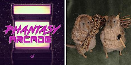 Phantasy Arcade & Winter Menagerie tickets
