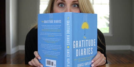 CFW Book Club Series: The Gratitude Diaries Chat with Author Janice Kaplan tickets
