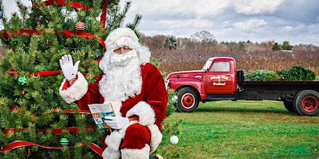 Sincerely, Santa tickets