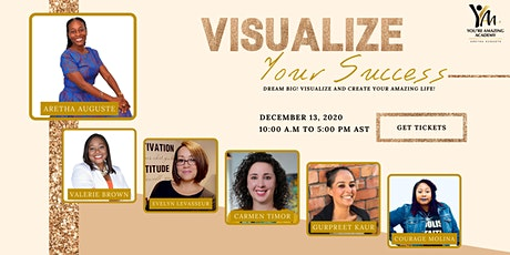 Visualize Your Success Vision Board Retreat tickets