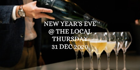 New Year's Eve @ The Local tickets