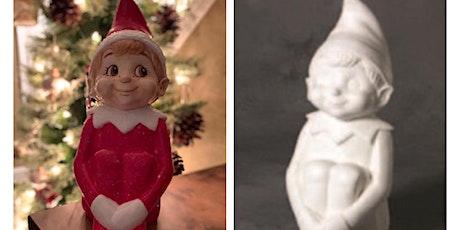 Vintage Elf To-Go Kit tickets