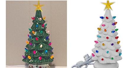 Vintage Christmas Tree To-Go Kit tickets