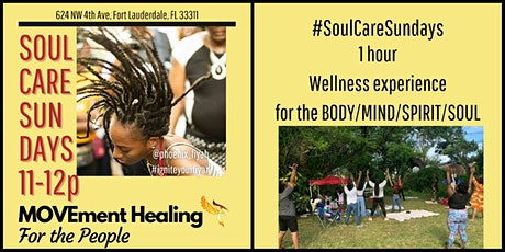 SoulCare Sundays tickets