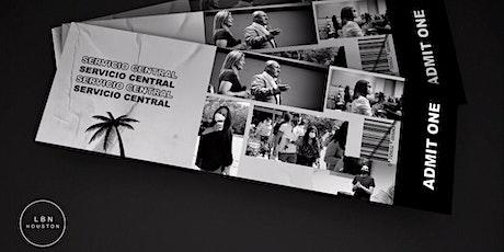 Servicio Central - LBN Houston entradas