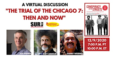 The Trial of the Chicago 7: Then and Now tickets