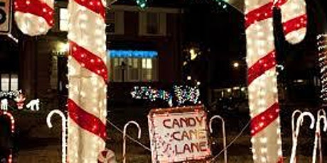 Walk Candy Cane Lane with MidWest Women Network tickets