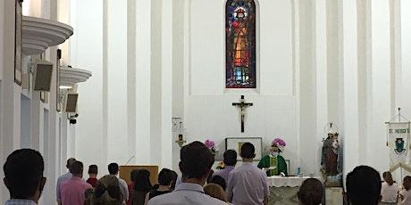 Messe du samedi 19 décembre tickets