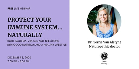 Protect Your Immune System... Naturally tickets