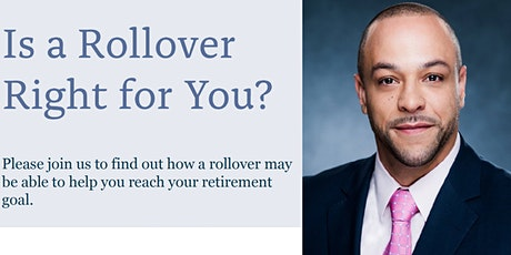 Is A Rollover Right For You tickets