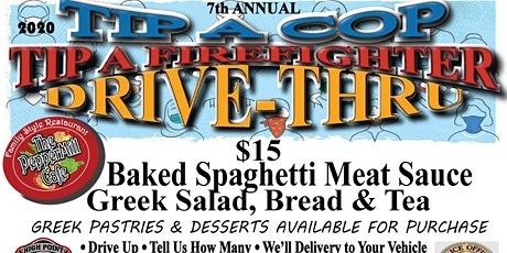 Tip a Cop/Tip a Firefighter Fundraiser tickets