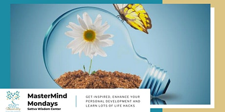 MasterMind Mondays - Confidence 101–Basics For A Confident State Of Mind tickets