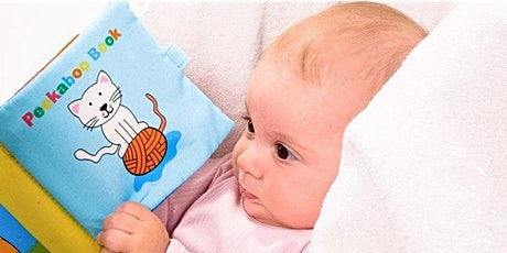 Babies Into Books - Toronto Library - Term 1 tickets