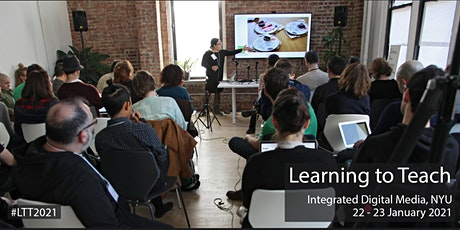 Learning To Teach Creative Technologies Remotely 2021 tickets