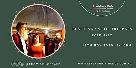 FRIDAY NIGHT LIVE with Black Swans of Trespass tickets