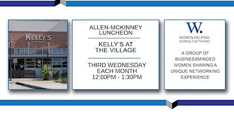 WHW2N S. Frisco-Allen-McKinney Luncheon tickets