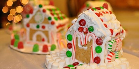 Gingerbread House Building tickets