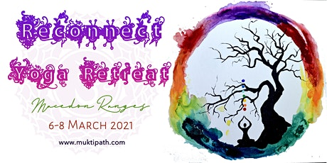 Reconnect Yoga Retreat 2021 tickets