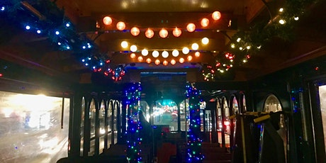 BYOB Holiday Trolley Lights Tour tickets