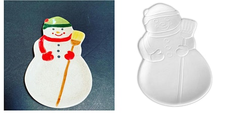 Snowman Dish To-Go Kit tickets
