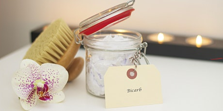 DIY Natural Cleaning and Beauty Products Workshop - 10 July 2021 tickets