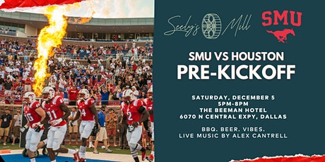 SMU vs Houston Pre-Kickoff at Seely's Mill tickets