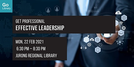 Effective Leadership tickets