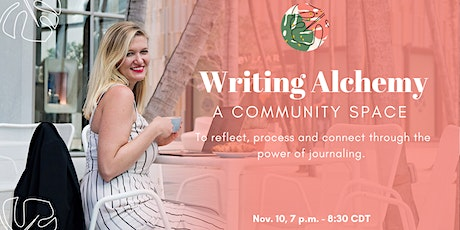Writing Alchemy: A community space to journal and reflect billets