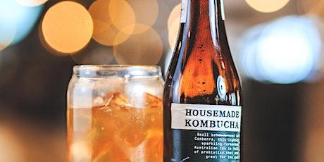 Kombucha Workshop tickets