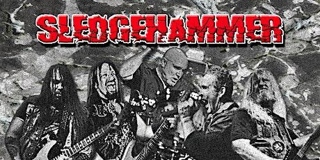 Sledgehammer - Live - Deck / Outside tickets
