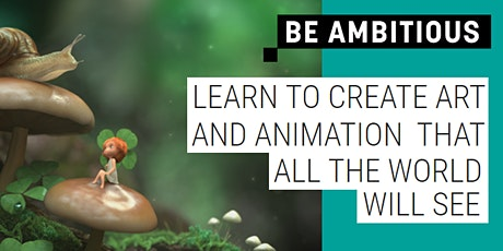 Fee Free 3D Art and Animation Sample Class tickets