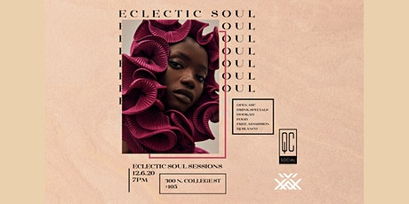 Eclectic Soul Sessions - 12.6.20  - The Creative/Social Experience tickets