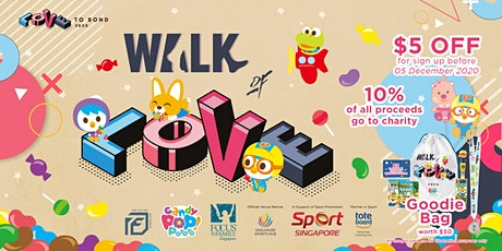 Pororo's Walk of Love tickets