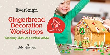 Gingerbread Decoration Workshop tickets